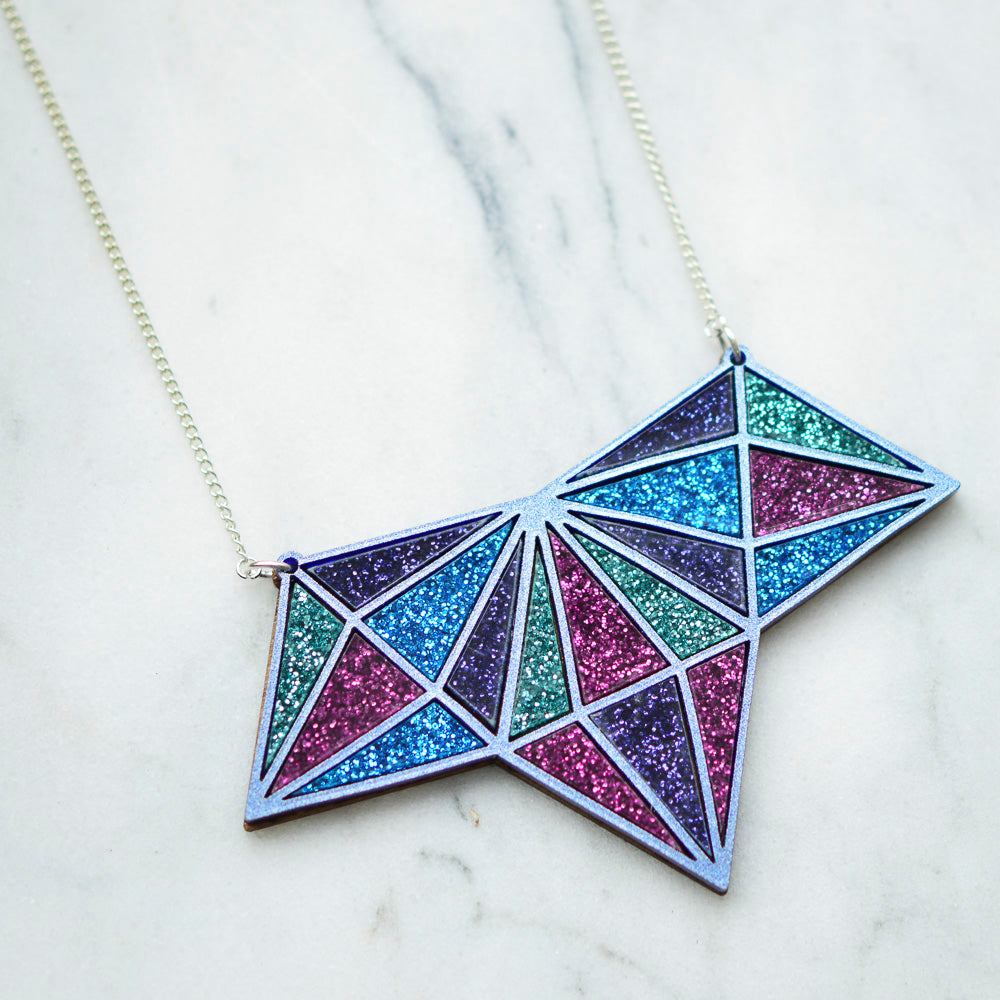 Glitter Andromeda Necklaces