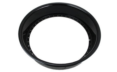"21x4.0"" Outer Rim Half lip 40 hole, Reverse flat type, In stock!"
