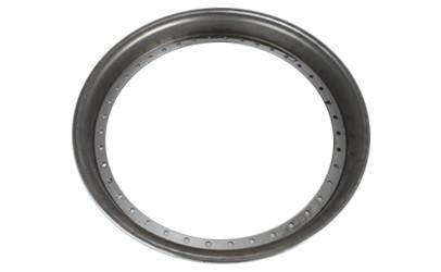 "24x4.0"" Outer Rim Half lip 40 hole, Reverse flat type, In stock!"