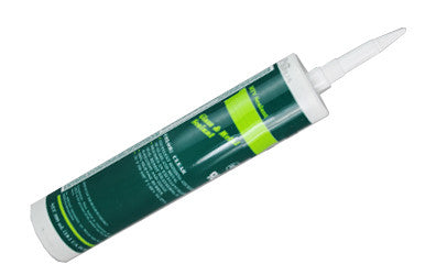 Long-life, high bond Silicone sealant Large cartridge style 300ML (enough for 4 wheels), In Stock!