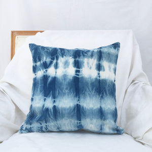 Cotton Velvet Pillow Cover Crush Itajime Stripe