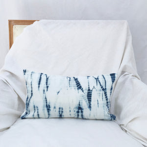 Rectangular Velvet Pillow Cover in Willow