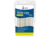 "5/8"" x 30' - White - Double Braided Nylon Dock Line - For Boats Up to 45' - Sold Individually, Case Pack = 4"