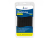 "3/4"" x 50' - Black - Double Braided Nylon Dock Line - For Boats Up to 55' - Sold Individually, Case Pack = 4"