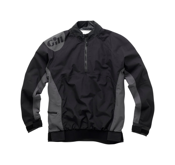 Gill Men's Black Pro Top - Extra Small