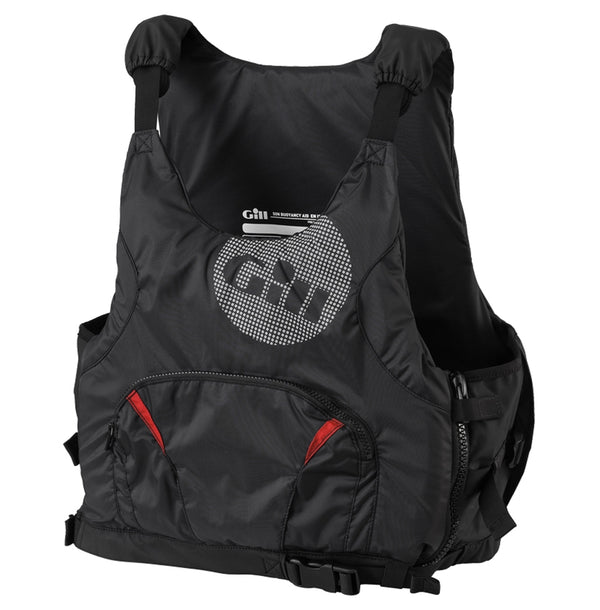 Gill Pro Racer Buoyancy Aid, Youth Size, Black