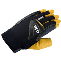 Gill Durable Short Finger Pro Sailing Gloves - Large - 2017 Professional Model