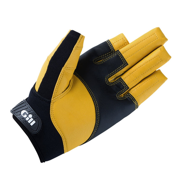 Gill Durable Long Finger Pro Gloves - Large - 2017 Professional Model