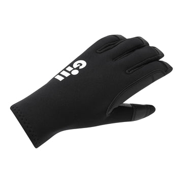 Gill 3 Seasons Gloves - Medium - Black 2021 Model