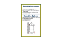 5' Bungee Dock Line - Red - Stretches to 7' - Ideal for Boats, PWC, Jet Ski, Dinghy, Kayak & Pontoon up to 4000#