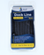 "1/2"" x 35' - Dark Navy - (2 Pack) - Double Braided Nylon Dock Line - For Boats Up to 35'"