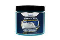 Fiberglass Stain Remover Gel 16 oz Jar FSR Cleaner, FSR Boat Cleaner, FSR Stain Remover, FSR Gel, Rust Remover for Boats