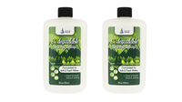Biodegradable Camp Soap, 8 oz (2 Pack) For Fresh & Salt Water, For Hands, Dishes & Clothing - Unscented Liquid Camp Soap