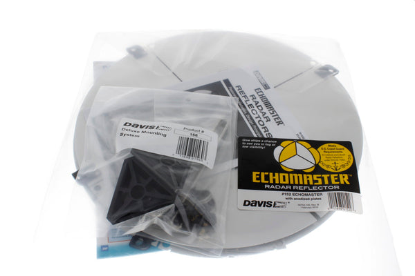 Davis Echomaster Radar Reflector Bundle with Hanging Mount System (2 items)