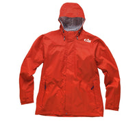 Gill Men's Red Marina 100% Waterproof Lightweight Jacket - XXL