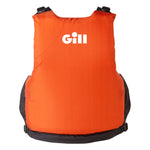 Gill USCG Approved Front Zip PFD - Orange, Medium