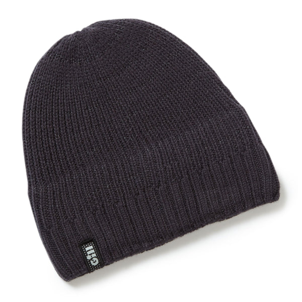 Graphite Reflective Knit Beanie
