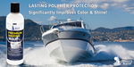 Premium Marine Wax for Boats & RV's with High Gloss Finish - 32 fl oz By Direct 2 Boater