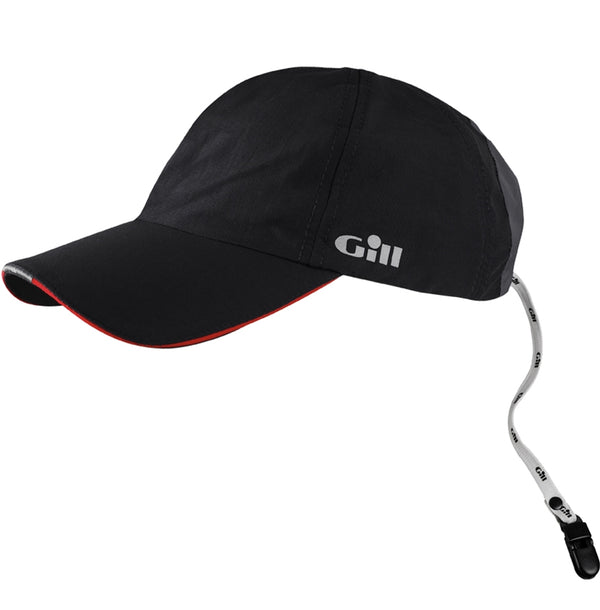 Gill Race Cap 2017 - Graphite