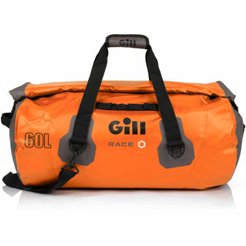 Gill 60L Waterproof Race Team Bag - Tango Color