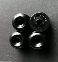 Black Attachment Knobs - 25 Pack, Knobs are used with Stayput Bungee Shock Cords for Canvas (Sold Separately)