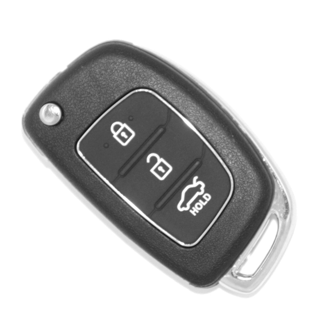 Aftermarket Flip Key Replacement Shell Fit For I20 Models