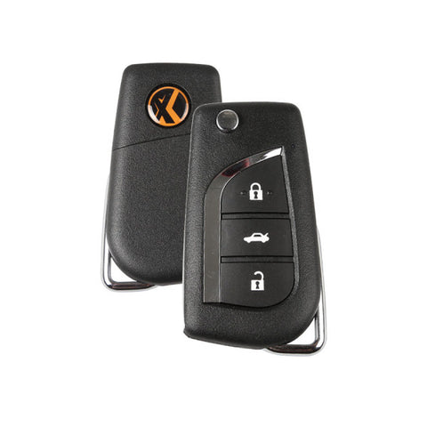 Flip Key for Toyota Innova / Corolla / Eitos / Fortuner / Altis with Remote