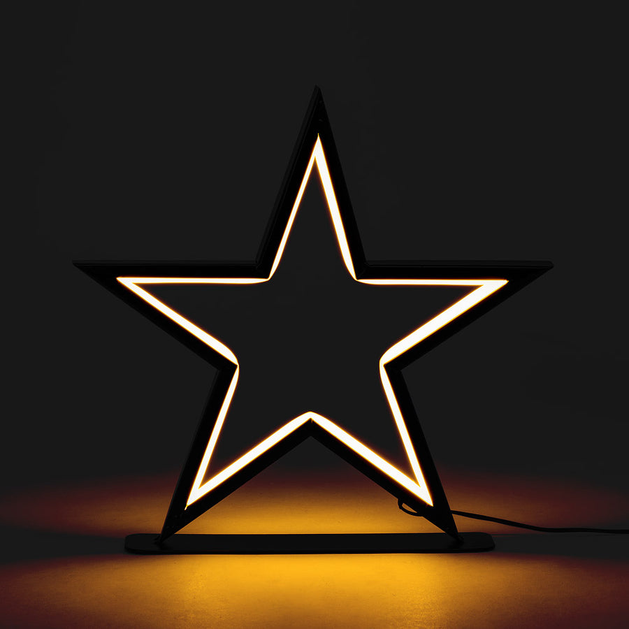 Medium Star LED Lamp