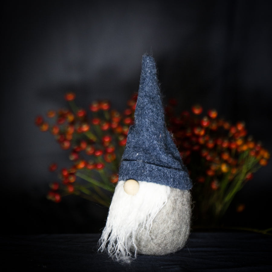 Blue Hat Gnome