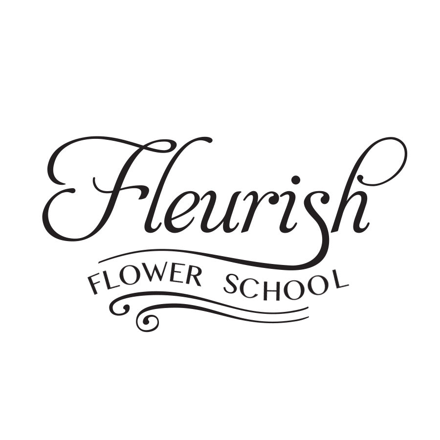 Fleurish Flower School - Level one Friday April 17th and Saturday April 18th 10am - 4pm