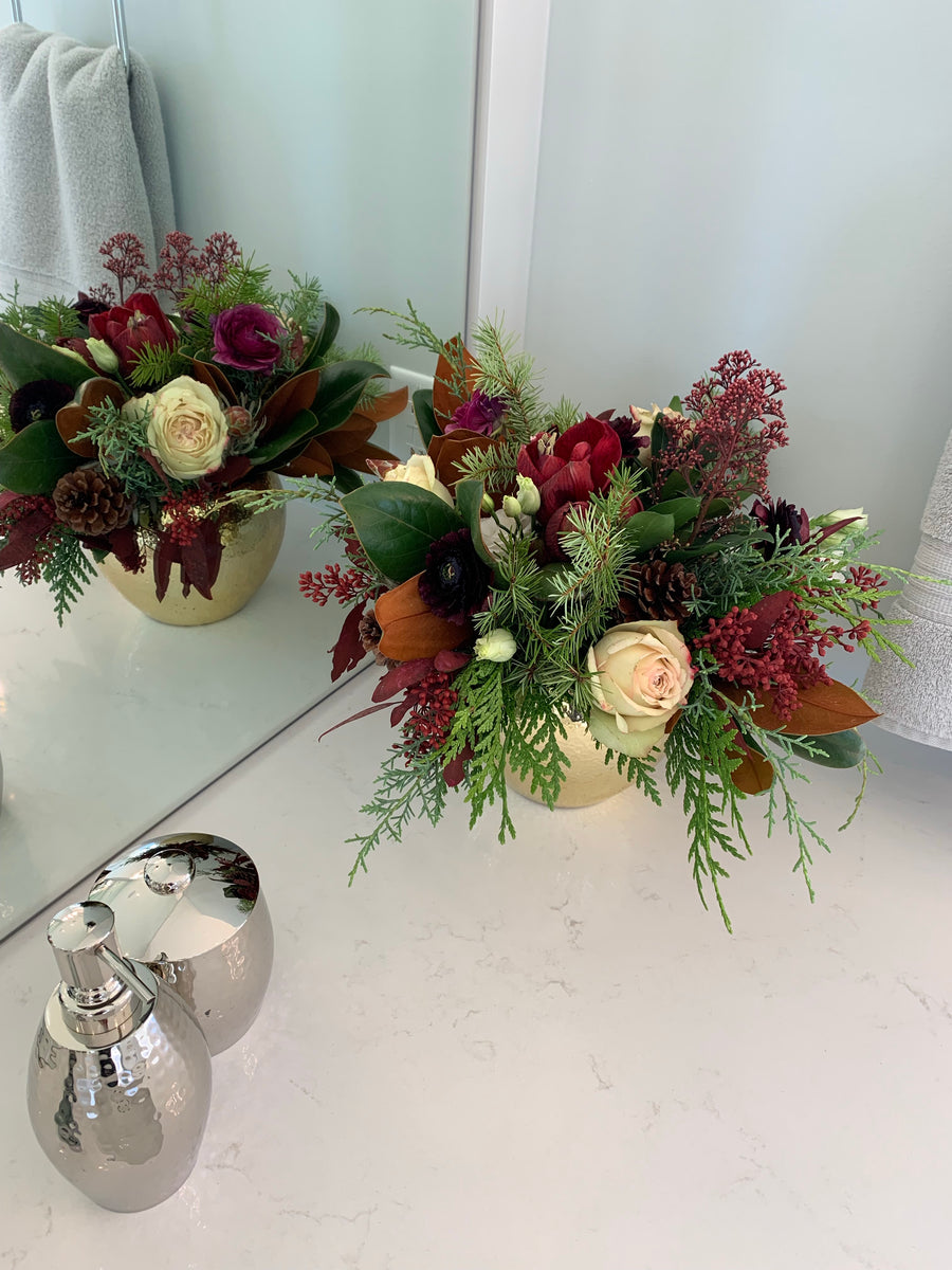Designers choice Christmas arrangement
