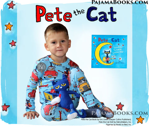 """Pete the Cat"" Gift Set - PajamaBooks.com"