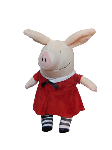 Olivia the Piglet Plush Doll