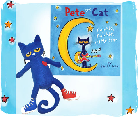 Pete the Cat Book and Doll
