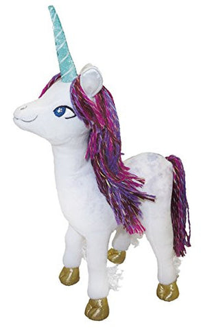 """Uni the Unicorn"" Plush Doll - PajamaBooks.com"