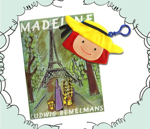 madeline book and doll