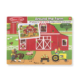 Sound Puzzle - Around The Farm