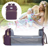 2-in-1 Travel Baby Backpack