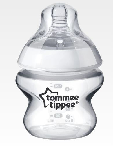 Tomee Tippee Closer To Nature - 150ML BOTTLE 2 PACK 0M+