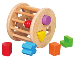 Shape Sorting Wheel