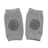 Baby Knee Pads - Light Grey