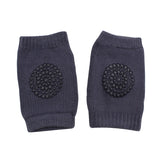Baby Knee Pads - Dark Grey