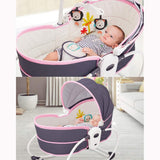 5-in-1 Rocker Bassinet