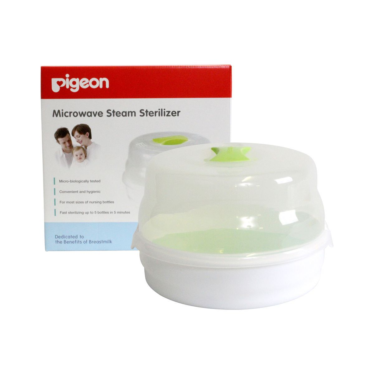 Pigeon - Microwave Steam Sterilizer