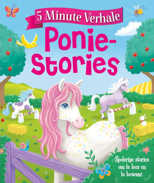 5 Minute Verhale - Ponie Stories