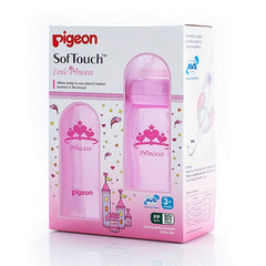 Pigeon - Twin Pack Persist Plus Bottles (240ML) - Princess