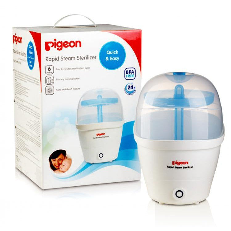 Pigeon - Rapid Electric Steam Sterilizer