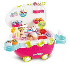 Sweet Shop 3-in-1 Play Set - Pink