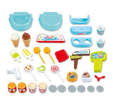 Sweet Shop 3-in-1 Play Set - Blue