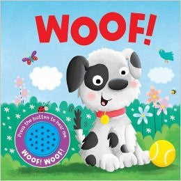 Sound Books - WOOF!